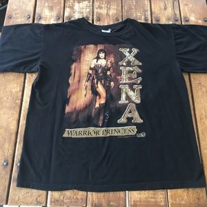 Other - Vintage 97' Xena Warrior Princess Tee/ XXL